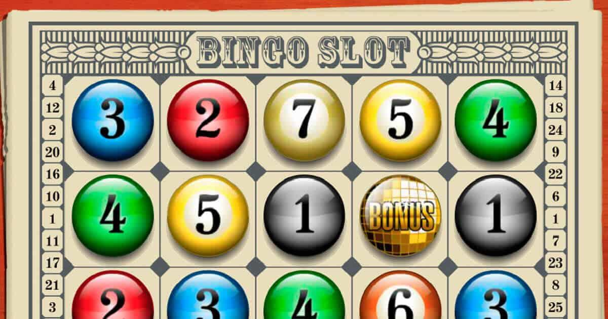 สล็อต Bingo