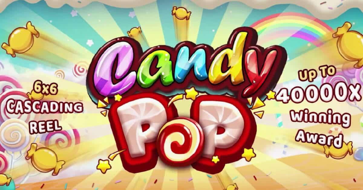 สล็อต Candy Pop