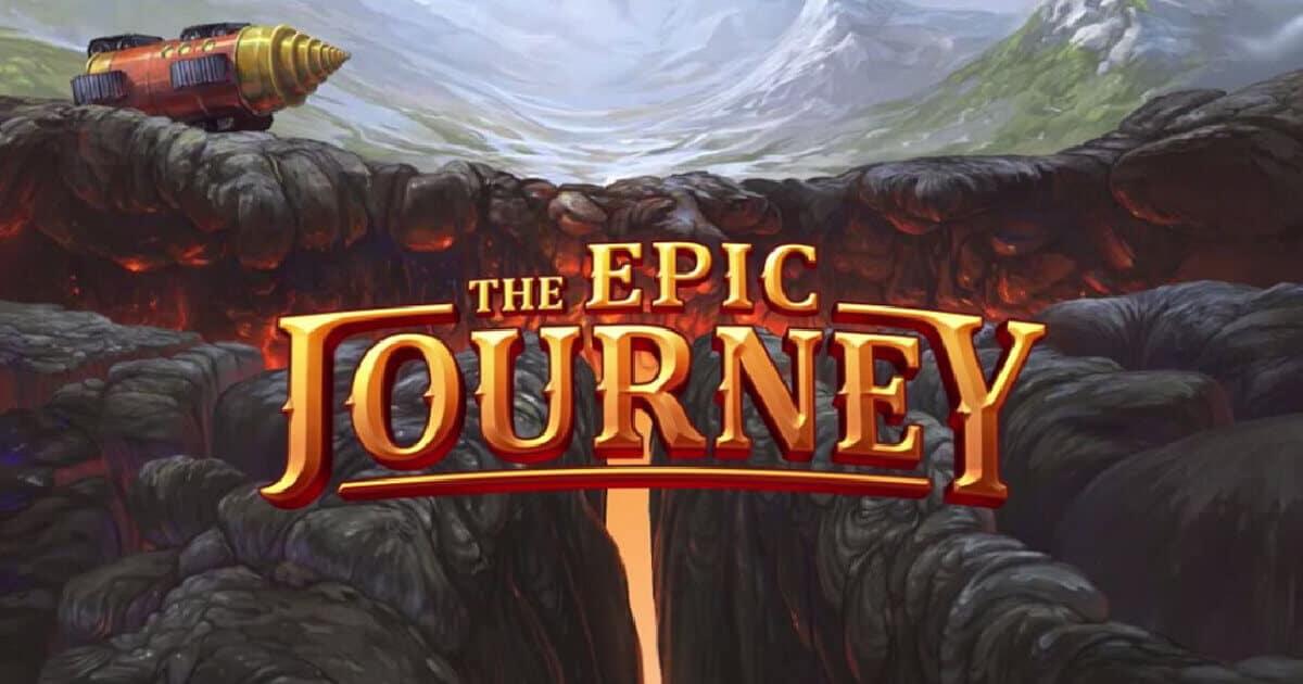 สล็อต Epic Journey